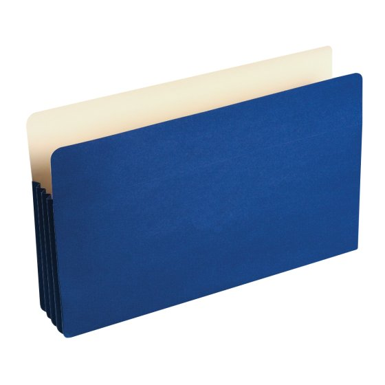 Wilson Jones® ColorLife® File Pockets, Legal Size