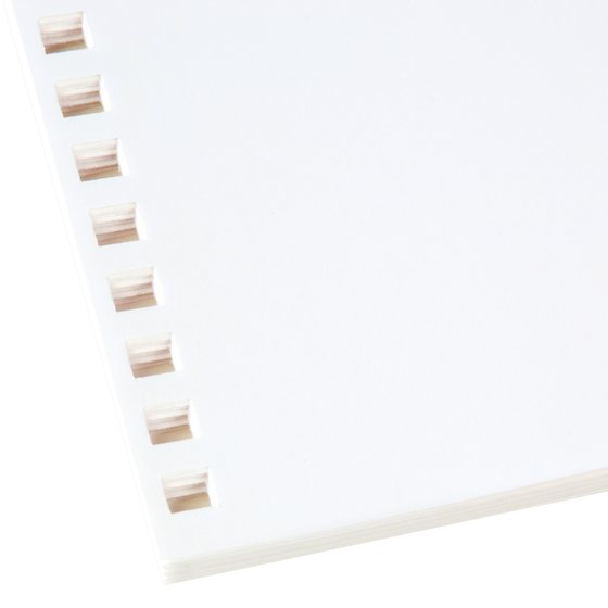 GBC ProClick Pre-Punched Paper, 32-Hole, 24 lb., 96 Bright, 250 Sheets (2514479)