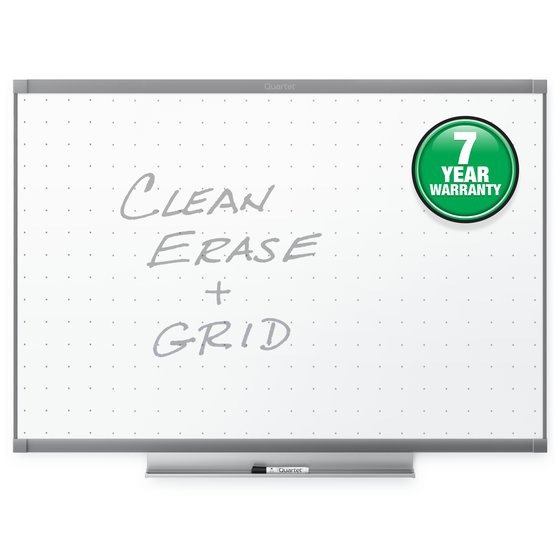 Quartet® Prestige® 2 Total Erase® Whiteboards, Graphite Finish Frame