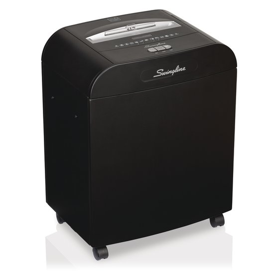 Swingline DX18-13 Cross-Cut Jam Free Shredder, 18 Sheets, 5-10 Users