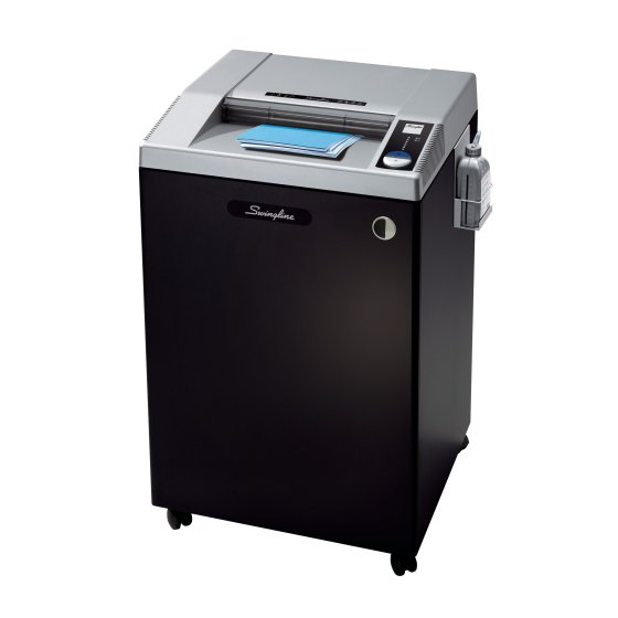 Swingline® TAA Compliant CX40-59 Cross-Cut Commercial Shredder, Jam-Stopper®, 40 Sheets, 20+ Users
