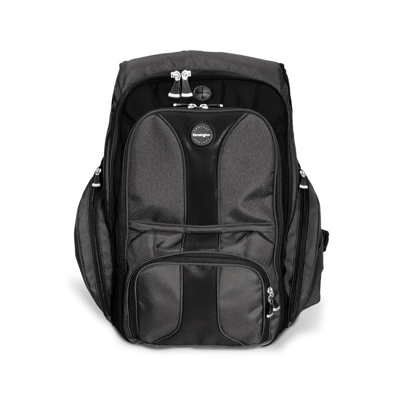 Kensington - Products - Laptop Bags - Contour™ Laptop Backpack ...