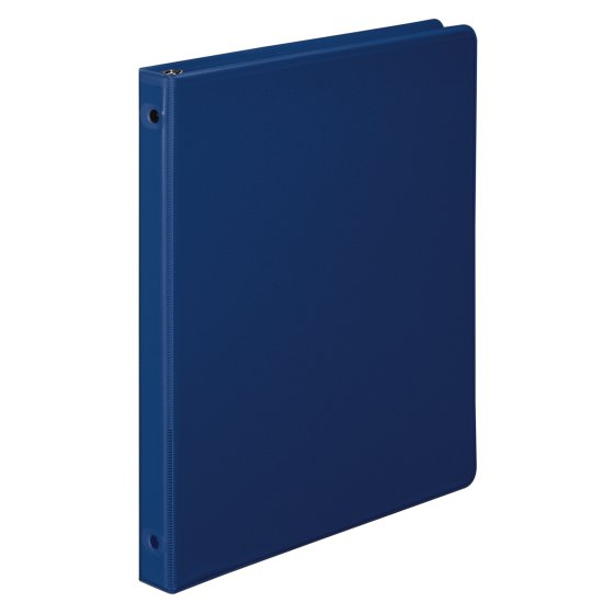 Wilson Jones® 362 Basic Round Ring View Binders, 1/2""