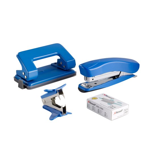 Stapler and Punch Kit