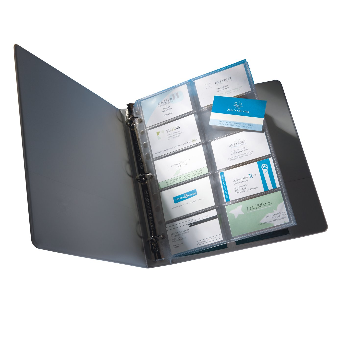 Wilson Jones - Binder Accessories - Sheet Protectors - Wilson ...