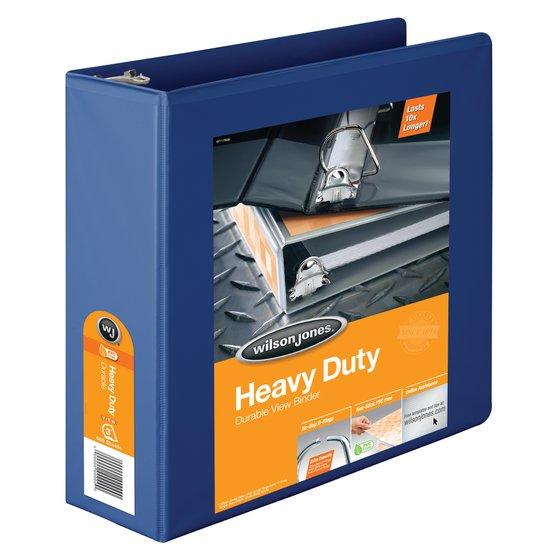 Heavy Duty Binders