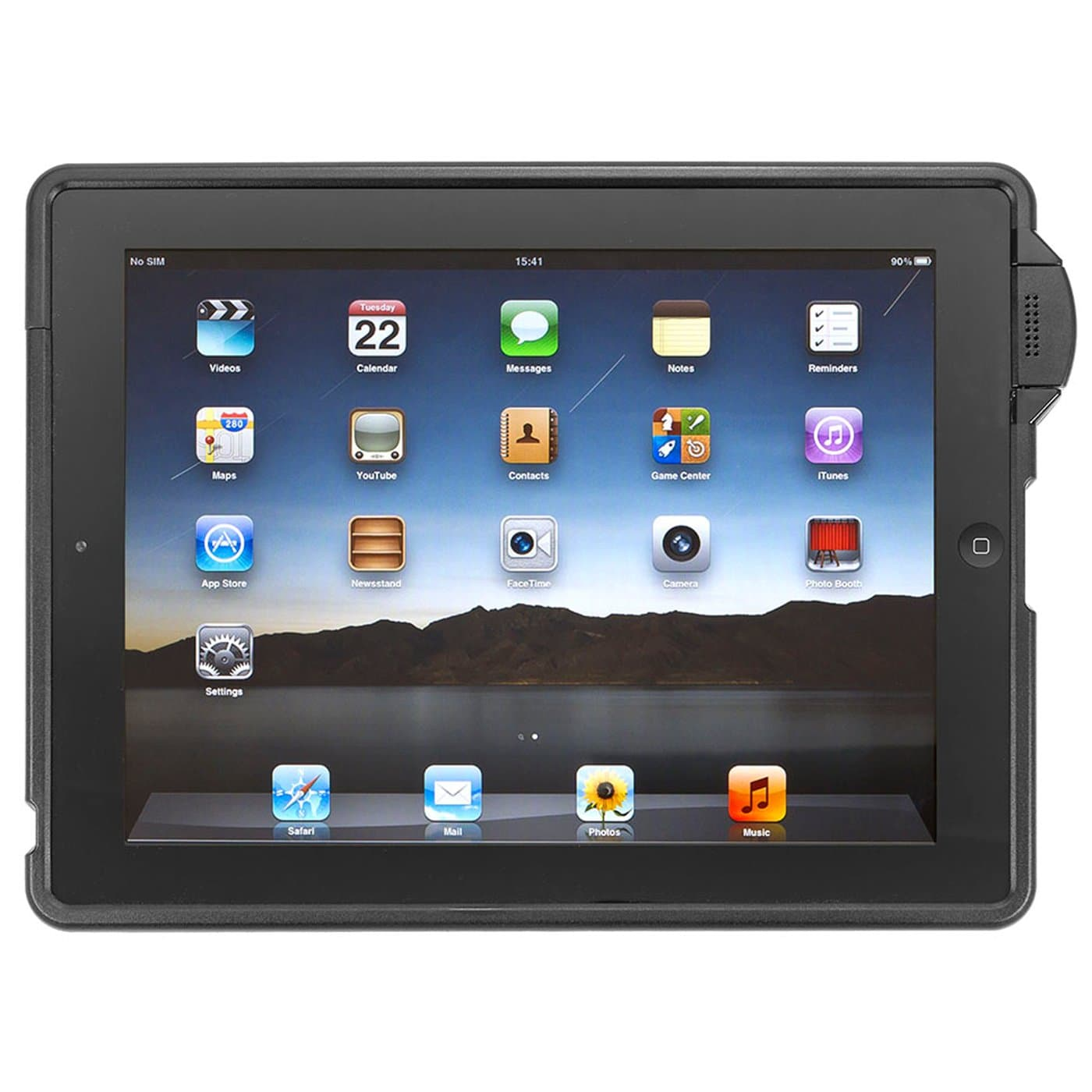 Ipad Security Lock : Kensington products security ipad enclosures