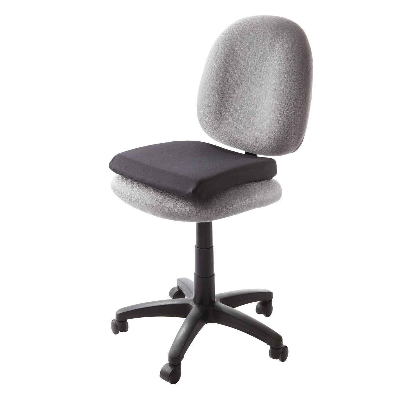 portable all gel chair hammacher day product schlemmer seat cushion the office