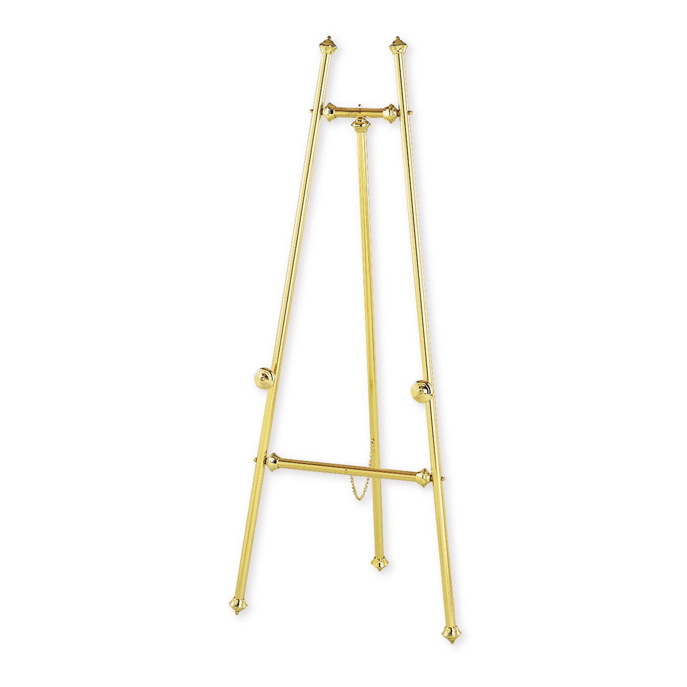 quartet easels display easels quartet decorative brass
