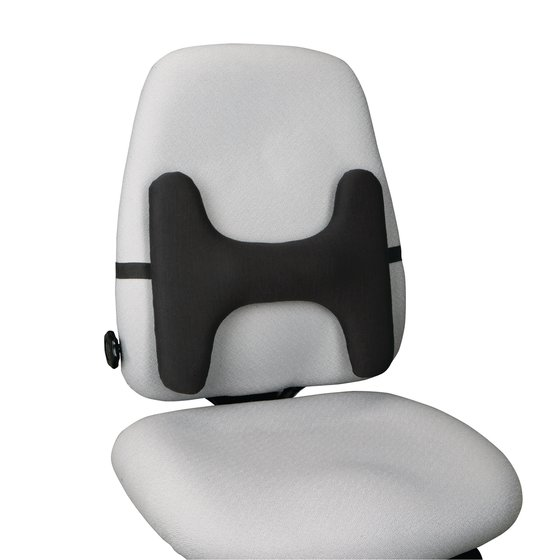 Lumbar Back Rest with SmartFit® System