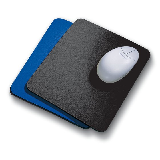Optics-Enhancing Mouse Pad - Black