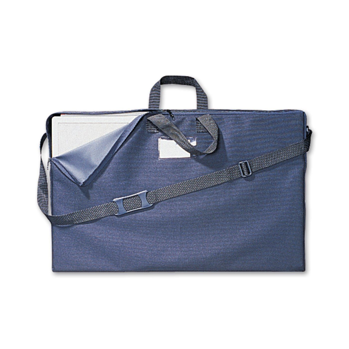 Quartet® Tabletop Display Carrying Case, Black Canvas Part 65