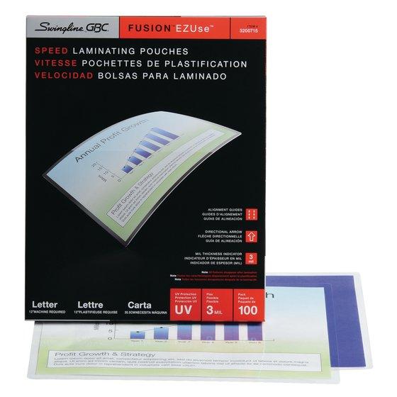 Swingline Laminators Thermal Lamination Supplies