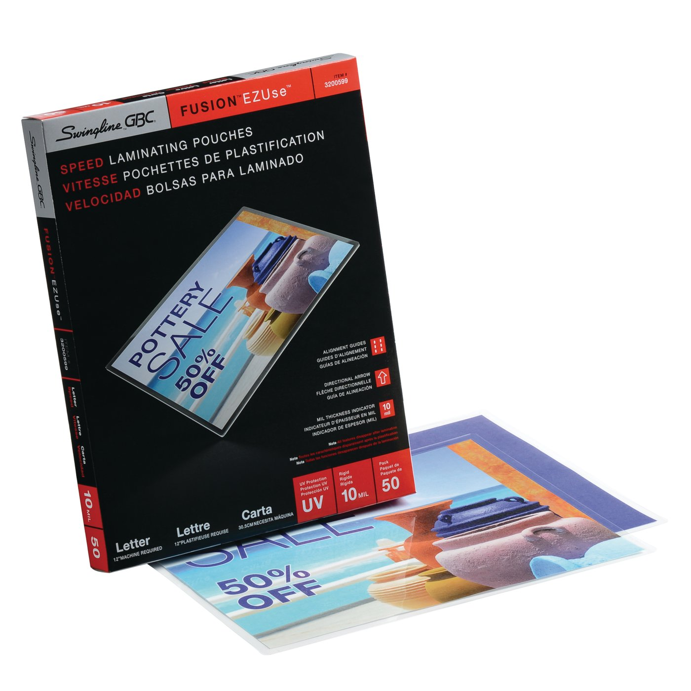 Swingline Business Card Laminating Pouches - Best Business 2017
