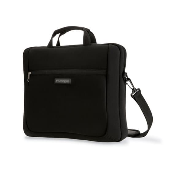 "Simply Portable SP15 Neoprene Laptop Sleeve - 15.6""/39.6cm - Black"