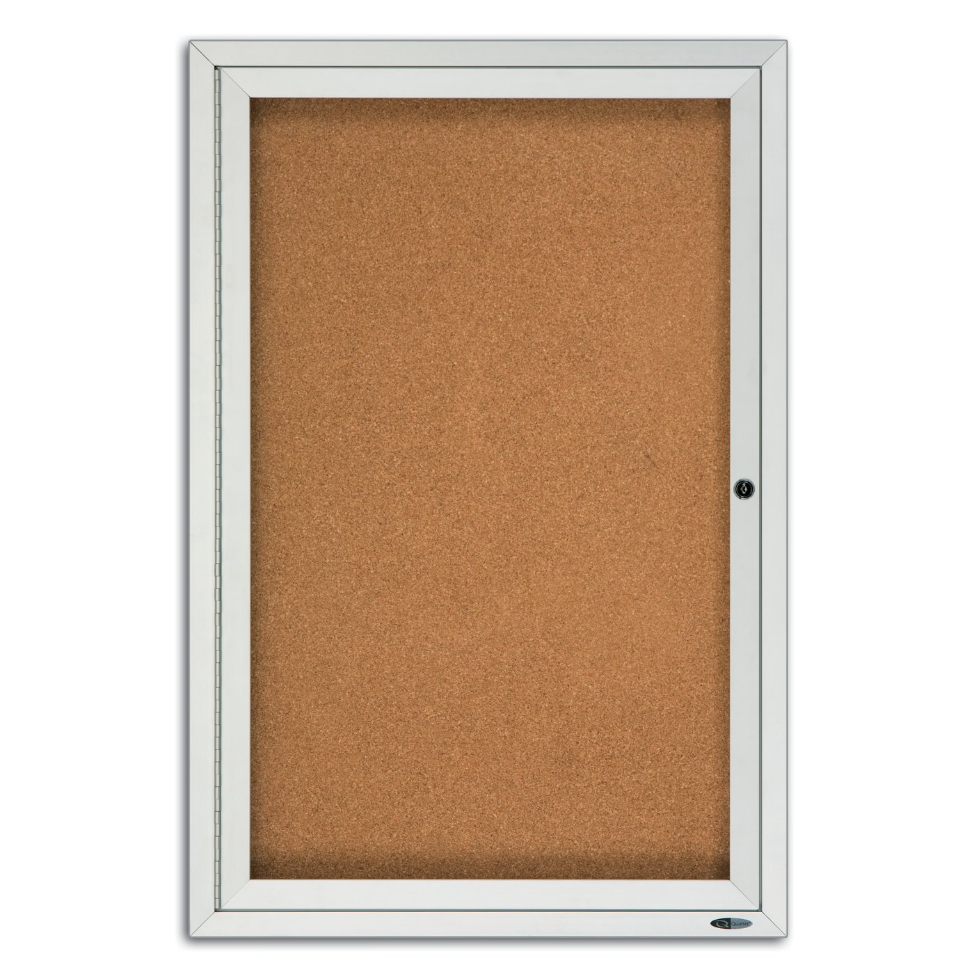 Quartet® Classic Style Enclosed Cork Bulletin Boards for Outdoor Use Swing Door Aluminum  sc 1 st  Quartet & Quartet - Boards - Enclosed Boards - Enclosed Bulletin Boards ...