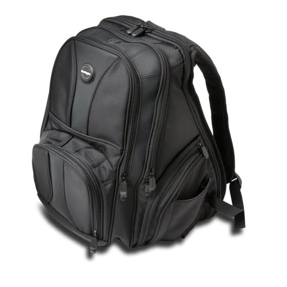 "Contour™ Overnight Backpack - 15.6""/39.6cm - Black"