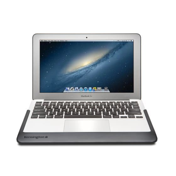 SafeDock™-vergrendelingsstation en verhoger voor MacBook Air®