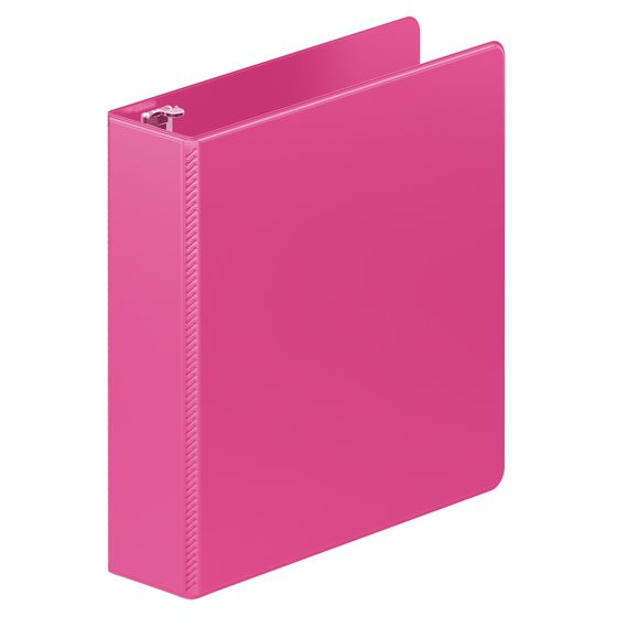 Wilson Jones® Heavy Duty D-Ring Binder with Extra Durable Hinge, 2""