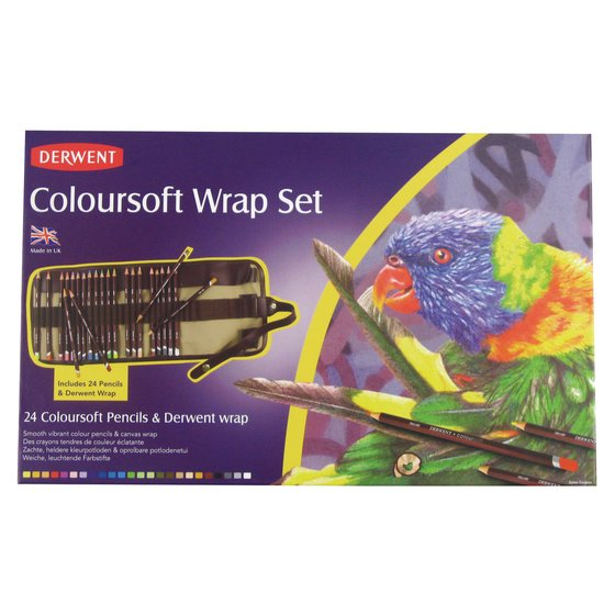 Coloursoft Wrap Set
