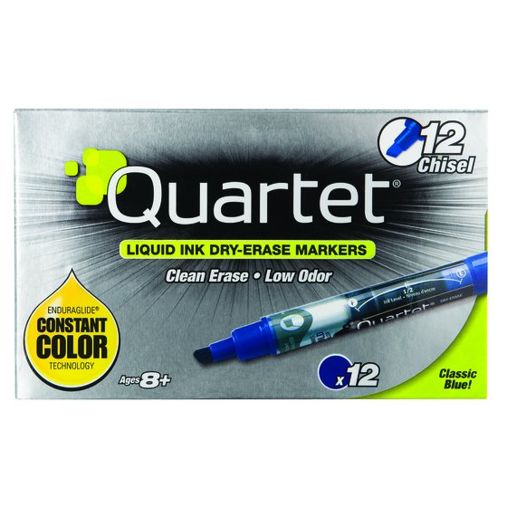 Quartet - Dry-Erase Markers - Quartet® EnduraGlide® Dry