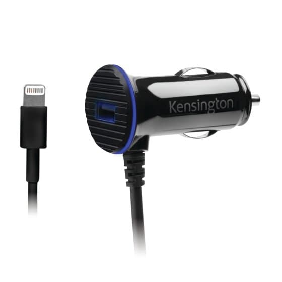 PowerBolt™ 3.4 Dual Fast Charge Car Charger with Lightning™ Cable