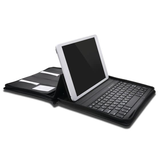 KeyFolio Executive™ - Zipper Folio with Keyboard for iPad Air™ 2 & iPad Air™