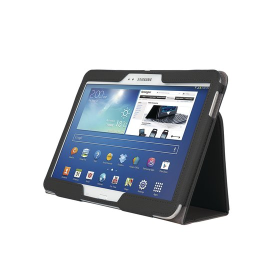 Futerał z podstawką Comercio™ Soft Folio Case & Stand do tabletu Galaxy Tab® 3 & 4 10.1