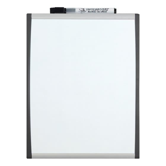 Dry-Erase Boards with Arched Frame