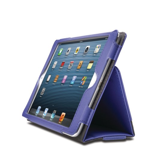 Portafolio™ Soft Folio Case for iPad mini™ 3/2/1  - Purple