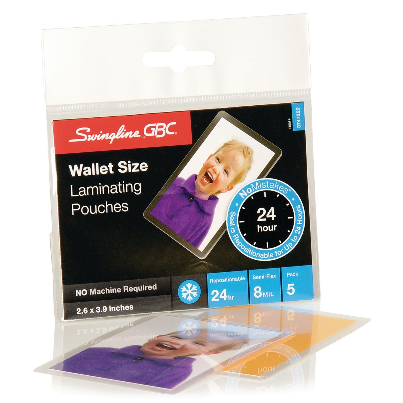 Swingline - Laminators - Cold Lamination Supplies - Swingline GBC ...