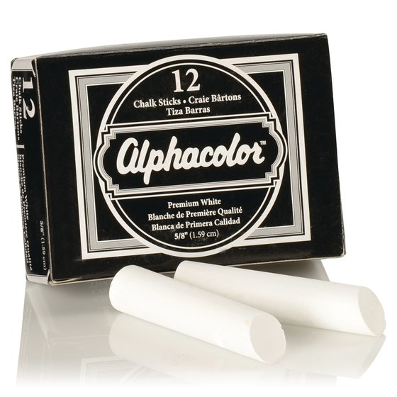 Alphacolor® Chalk Sticks