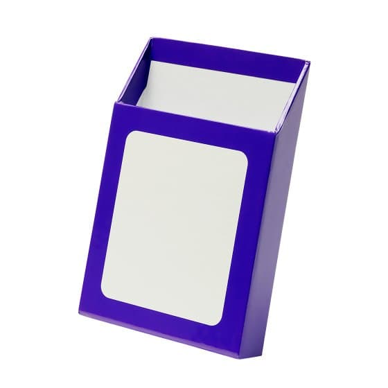 Magnetic Accessories Holder Purple 75x100mm