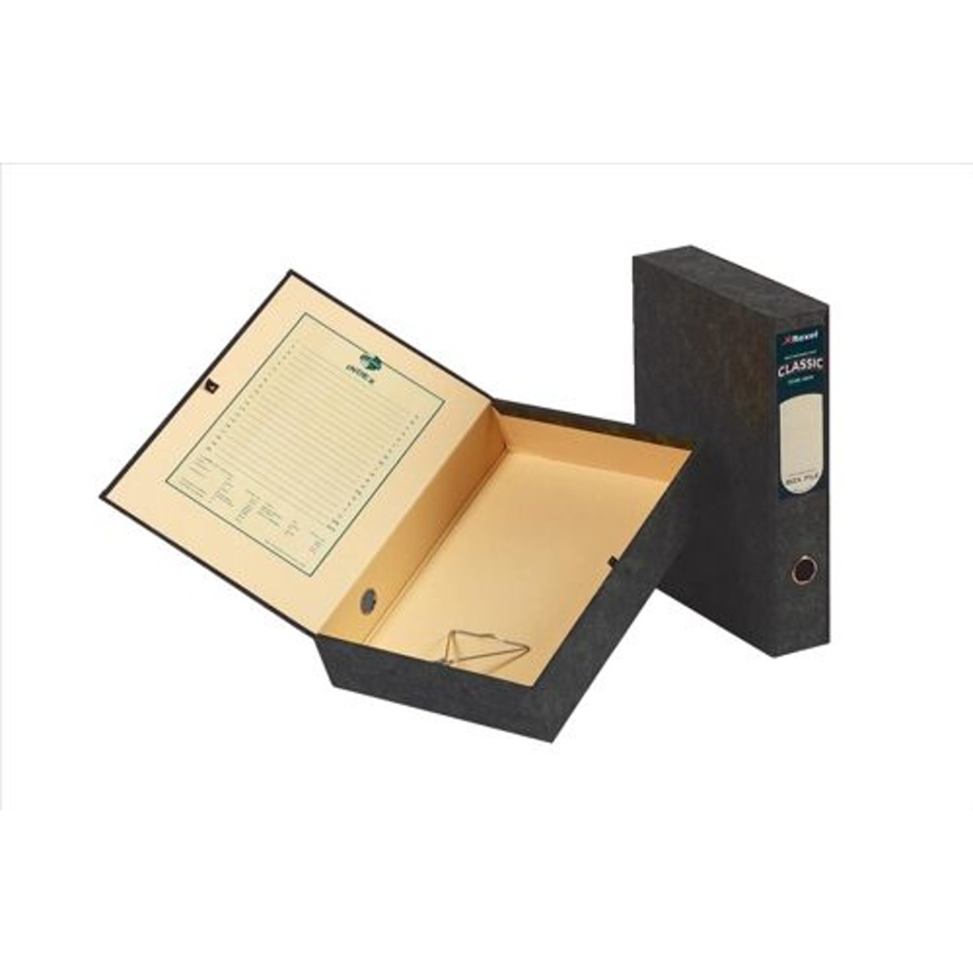 Rexel Products Filing Document Boxes Classic