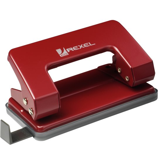 Student 208 2 Hole Punch Assorted Colours