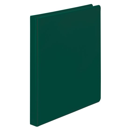 Wilson Jones® 368 Basic Round Ring Binders, 1/2""