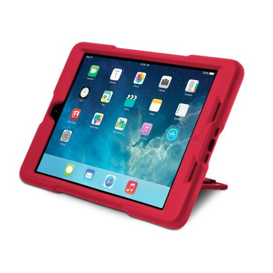 BlackBelt 2nd Degree Rugged Case for iPad Air™