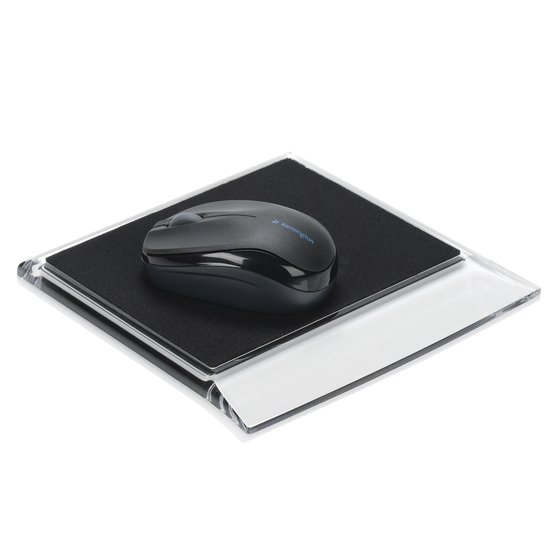Swingline® Stratus™ Acrylic Mouse Pad, Clear