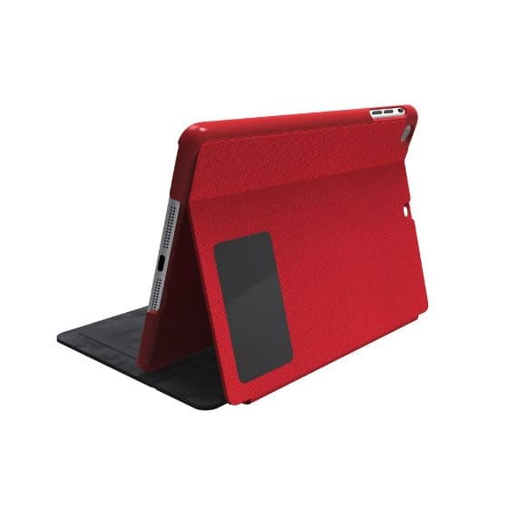 Comercio™ Hard Folio Case & Adjustable Stand for iPad Air™