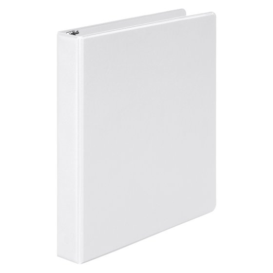 Wilson Jones® 368 Basic Round Ring Binders, 1""
