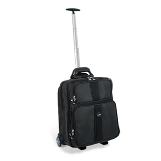 Contour™ 17'' Overnight Laptoptrolley - schwarz