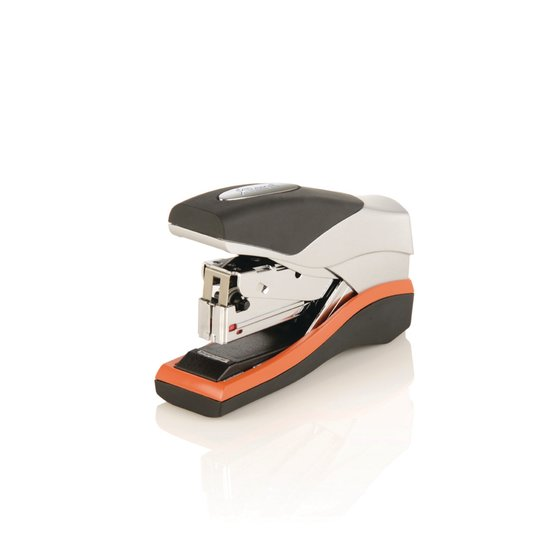 Optima 40 Compact Low Force Stapler Silver/Black