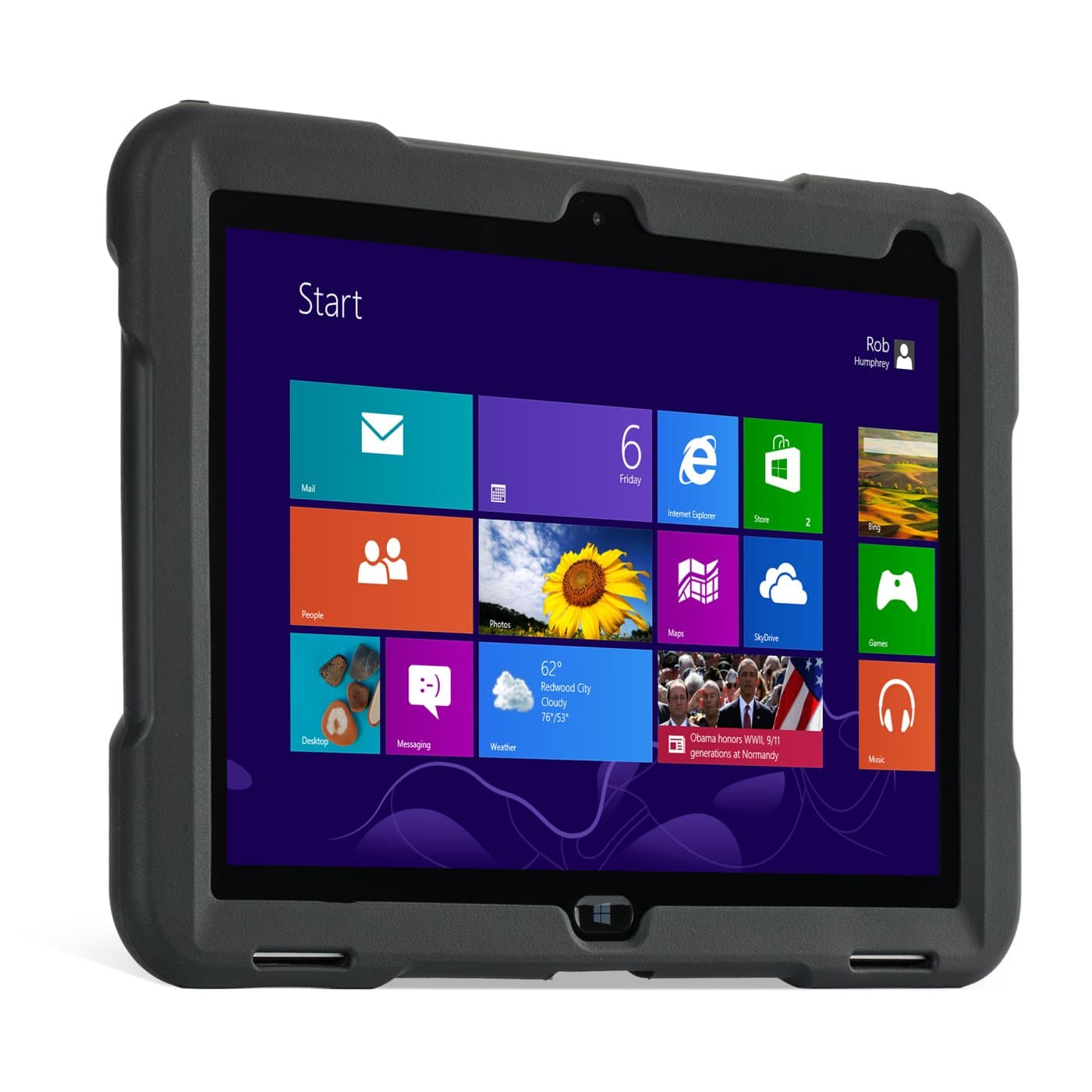 10  Tablet Rugged Case