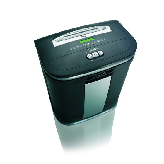 Swingline® SM12-08 Micro-Cut Jam Free Shredder, 12 Sheets, 1-5 Users