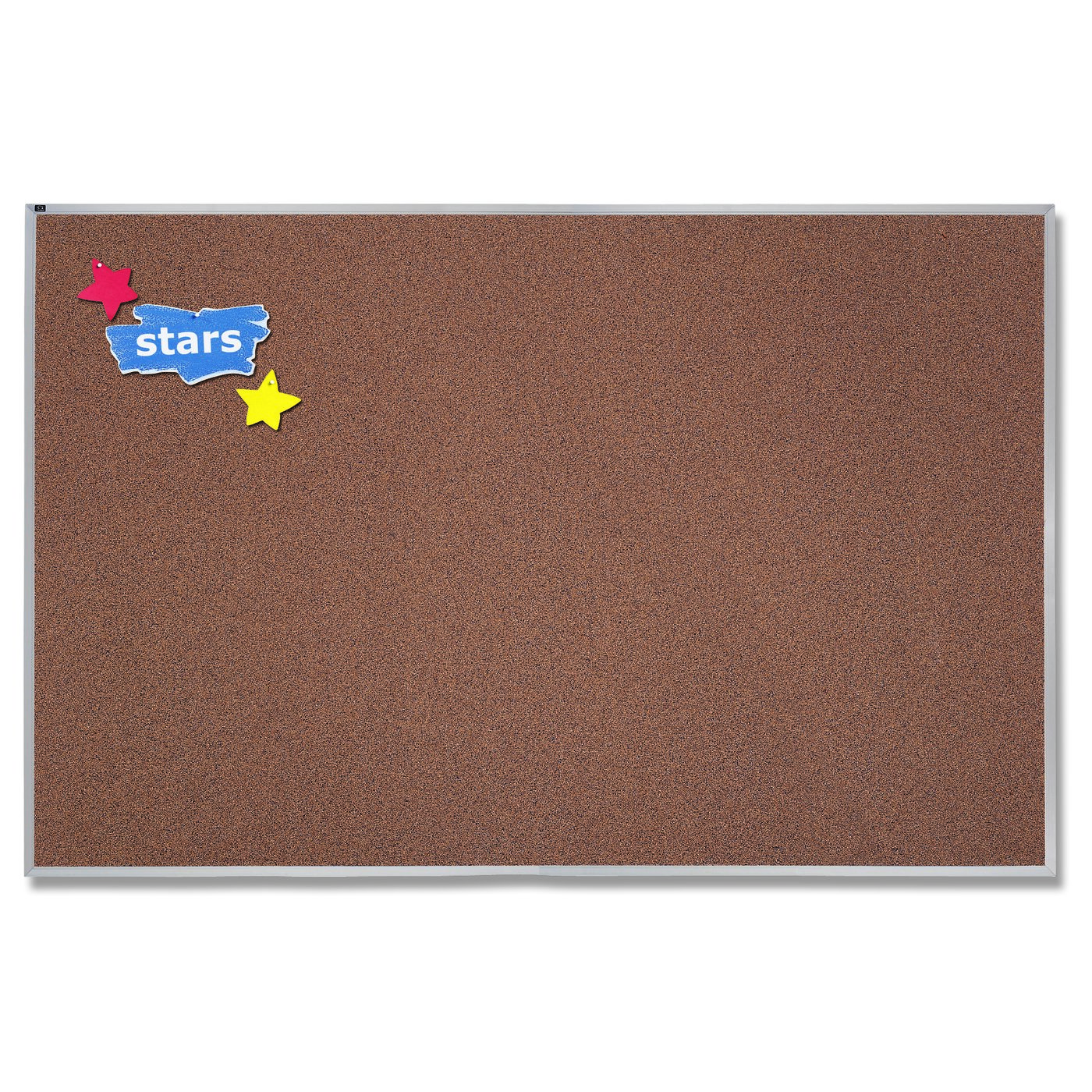 Cork Bulletin Board Quartet Educational Products Educational Bulletin Boards