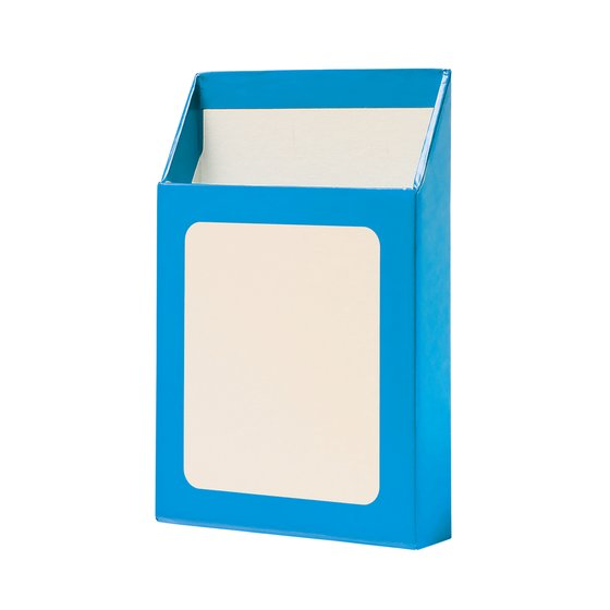 Magnetic Accessories Holder Blue 75x100mm