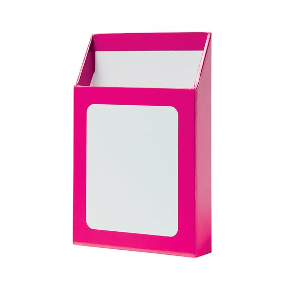 Magnetic Accessories Holder Pink 75x100mm