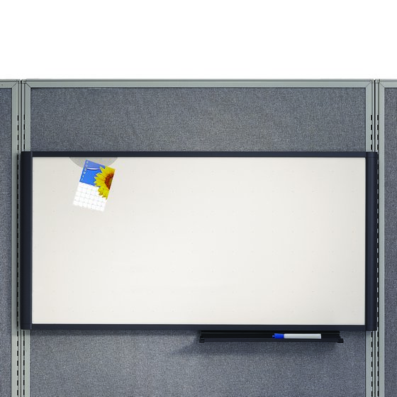 Quartet® Prestige® Total Erase® Cubicle Whiteboards