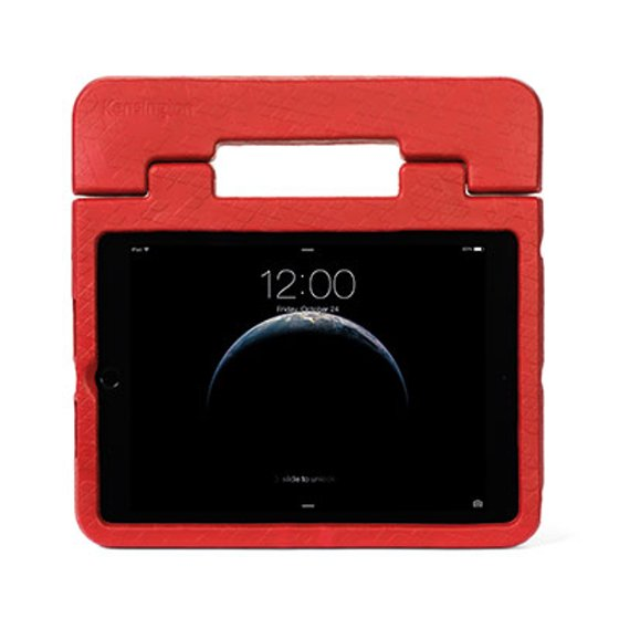 "SafeGrip™ Rugged Case for iPad Air®, iPad Air®2 & iPad® 9.7"" - Red"