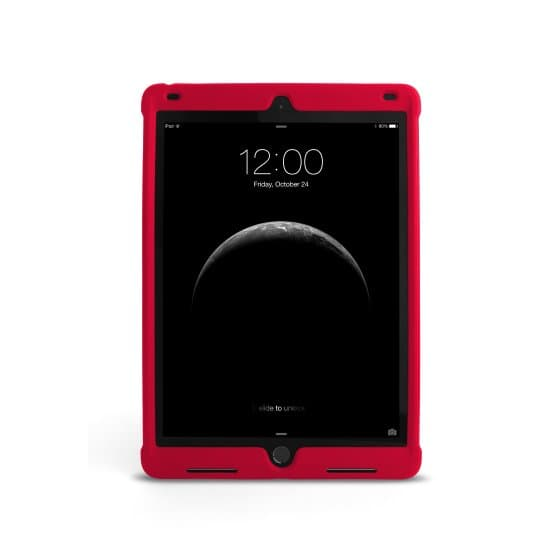 BlackBelt™ 1st Degree Rugged Case for iPad® Air 2 - Red